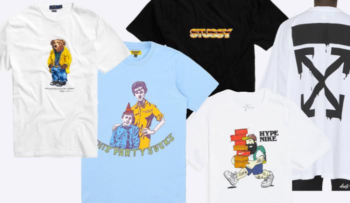 Top 10 camisetas guapas para esta primavera