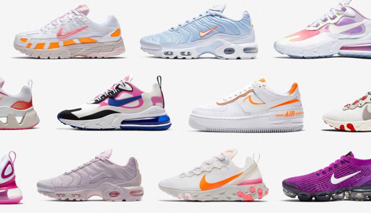 Sneakers Nike de Chica perfectas para empezar el año…
