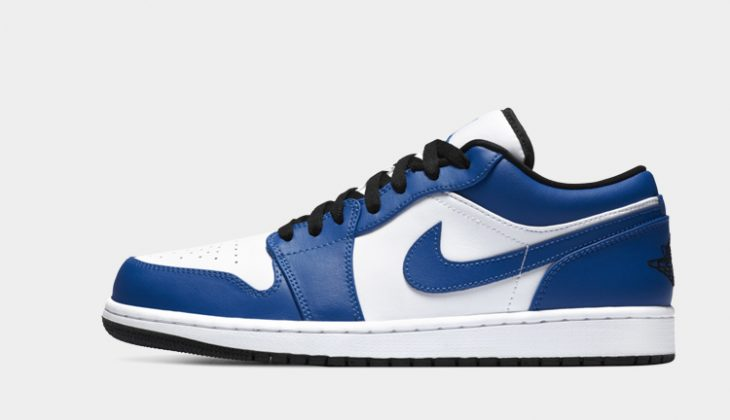 Llegan las Air Jordan 1 Low Game Royal!