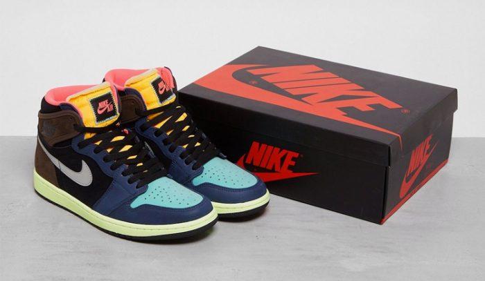 Air Jordan 1 High OG Bio Hack pepino a full color