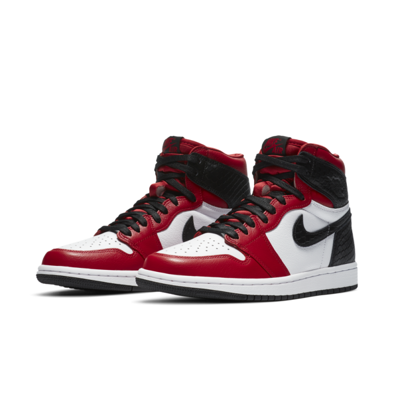 Air Jordan 1 Satin SnakeSkin