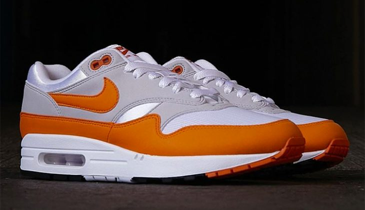 nike air max 1 anniversary orange