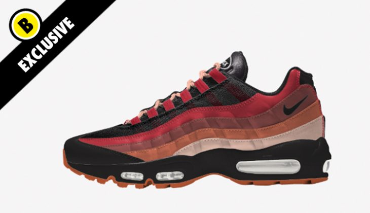 nike air max 95 unlocked by you