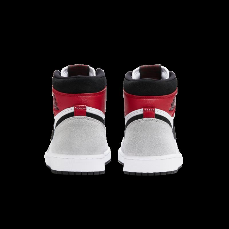 Air Jordan 1 Retro High Light Smoke Grey