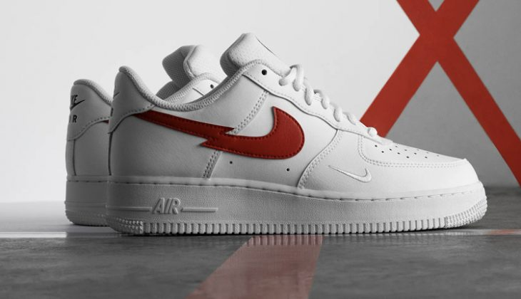 Nike Air Force 1 Euro Tour, diseñadas para la eurocopa 2020