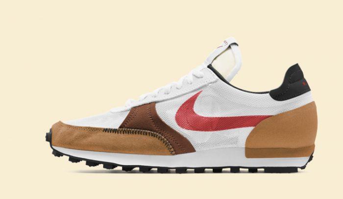 Las Nike Daybreak Type se visten de Tom Sachs y Curry