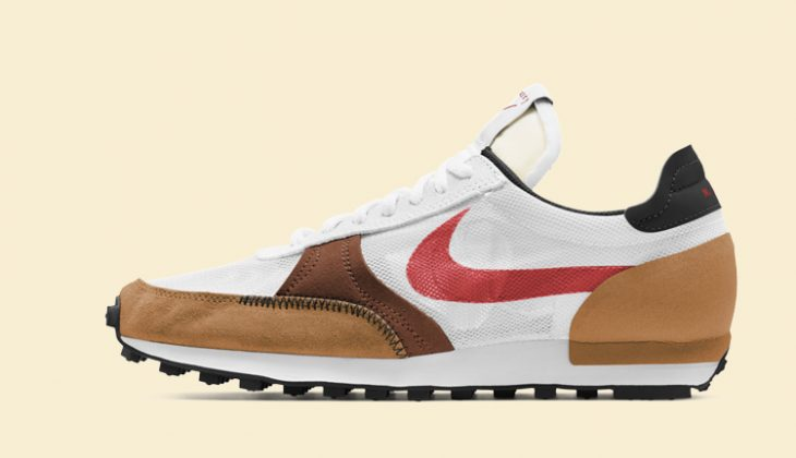 Las Nike Daybreak Type se visten de Tom Sachs y Curry