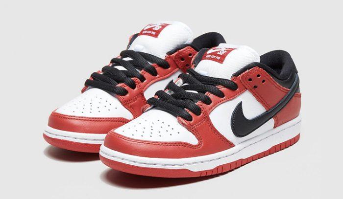 Las Nike Sb Dunk Low Chicago revolucionan el sneaker game.