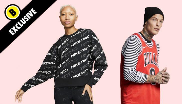 La mejor ropa Nike rebajada con el código de descuento