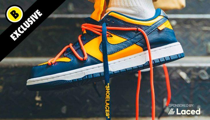 Top 10 sneakers colaboración con marcas de streetwear!