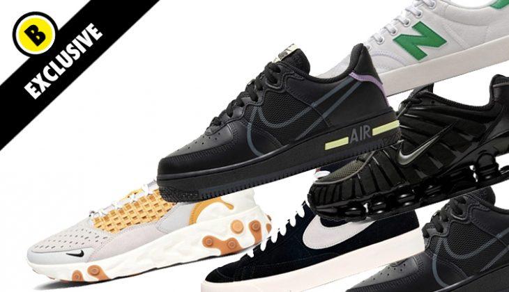Vas a querer estas 5 sneakers para la vuelta al cole!