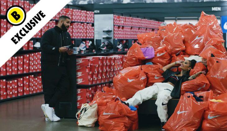 «Laugh Now Cry Later», Drake y Nike se casan por fin!