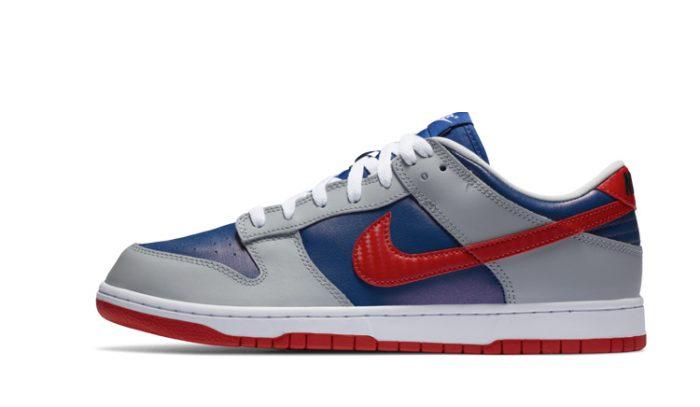 Nike Dunk Low Samba
