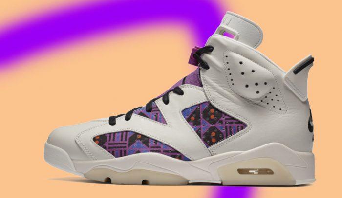 Las Air Jordan 6 Quai 54 SD son el tesoro de la colección Quai 2020!