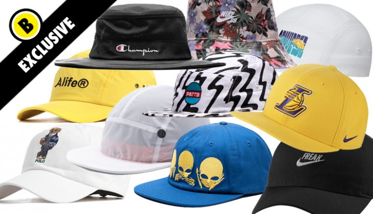 Top 10 gorras 2020! Completa tu look con estilo.