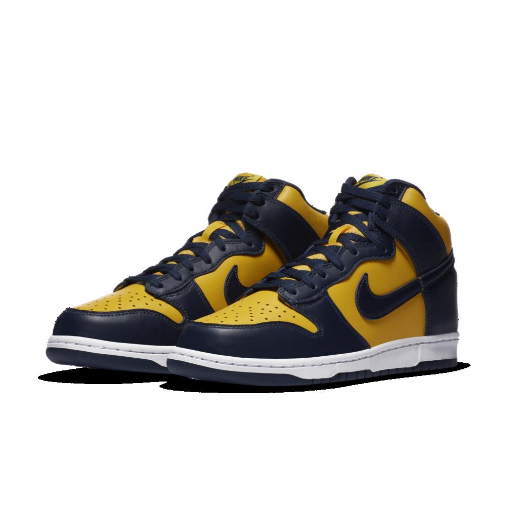 Nike Dunk High Michigan
