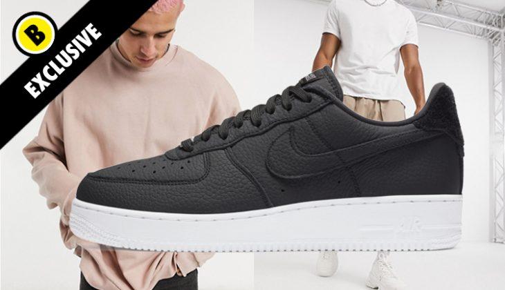 3 outfits para llevar con Nike Air Force!