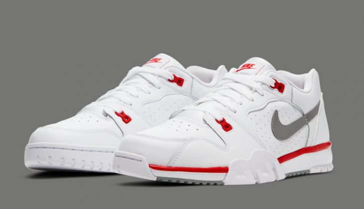 Nike Air Cross Trainer Low, los clásicos nunca mueren.