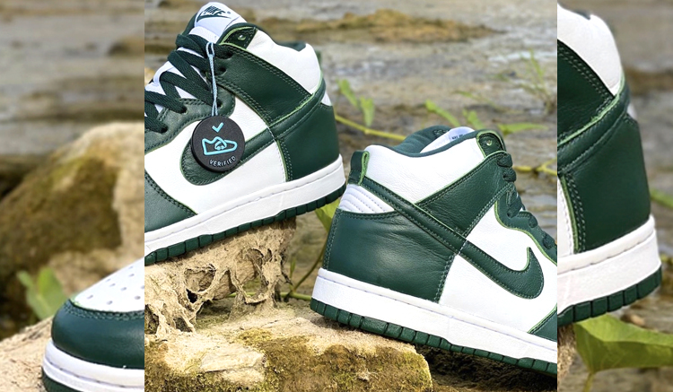 Nike Dunk High Sp Pro Green