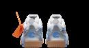 Off-White x Nike Dunk Rubber University blue
