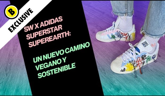Zapatillas veganas y recicladas: Sean Wotherspoon x adidas Superstar SuperEarth