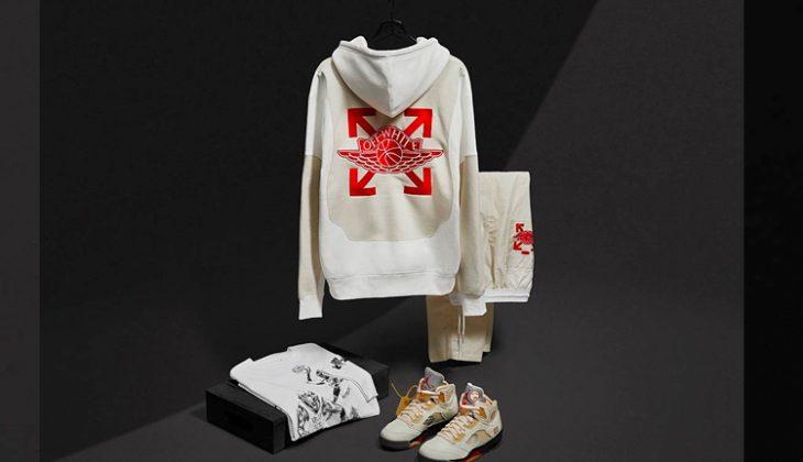 Dónde comprar la Colección Off-White x Air Jordan 5 Sail? Aquí tienes la respuesta…