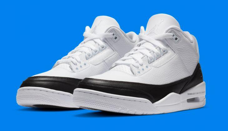 Fragment x Air Jordan 3, a la venta el 28 de Octubre…