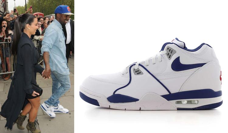 kanye west sneakers poco conocidas