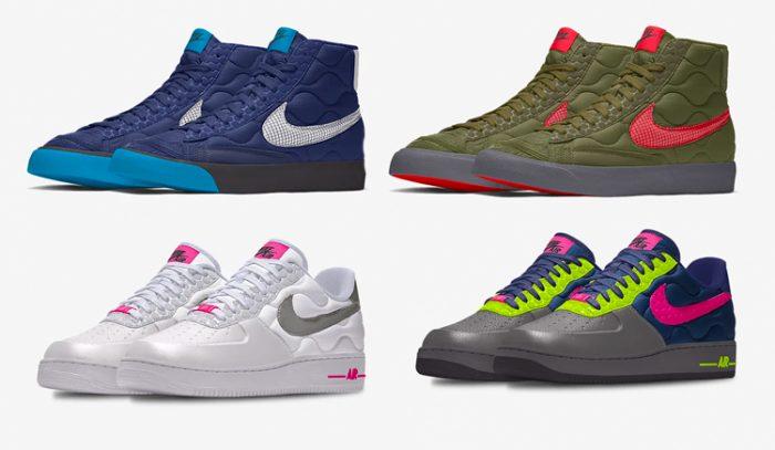 La personalización de Sneakers Nike con 3M es puro fuego!