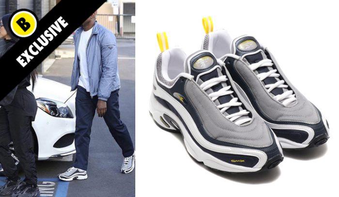 4 momentos en los que Kanye West ha llevado sneakers poco conocidas
