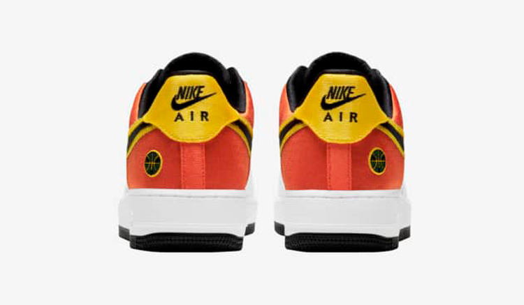 Air Force 1 Rayguns