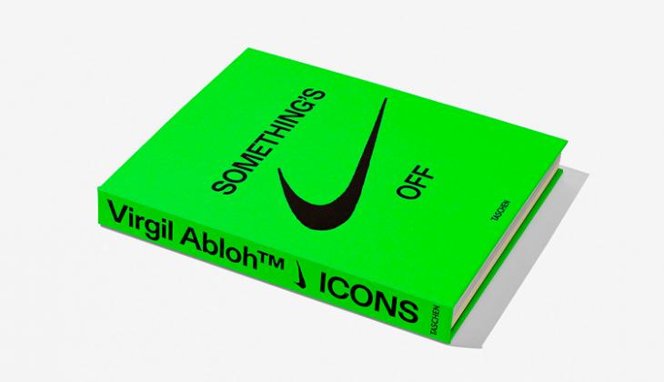Ya hay fecha de lanzamiento para ICONS, el libro de Virgil Abloh