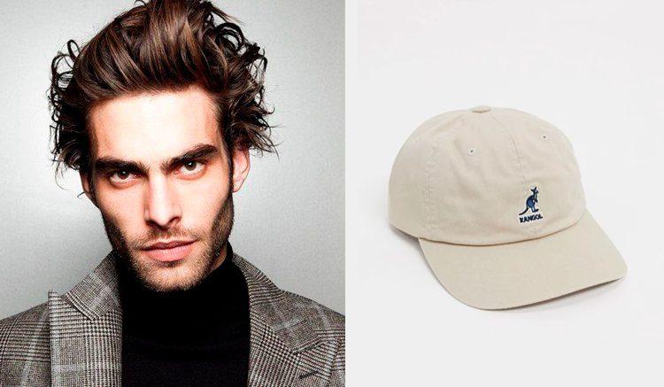 Que tipo de gorra usar según tu forma de cara