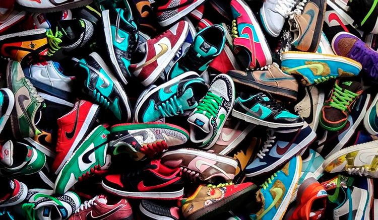 dunk nike by you