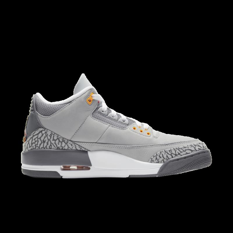 Nike Air Jordan 3 Cool Grey