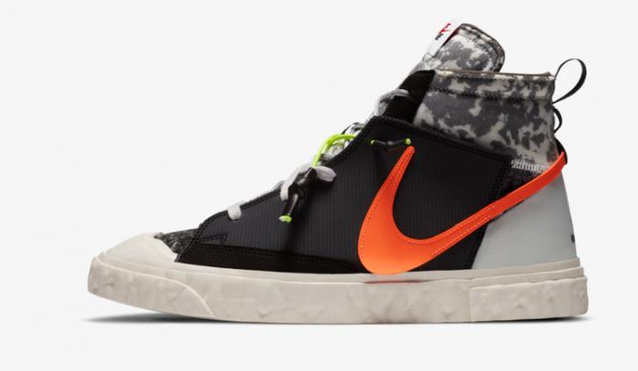 Nike Blazer Mid x READYMADE