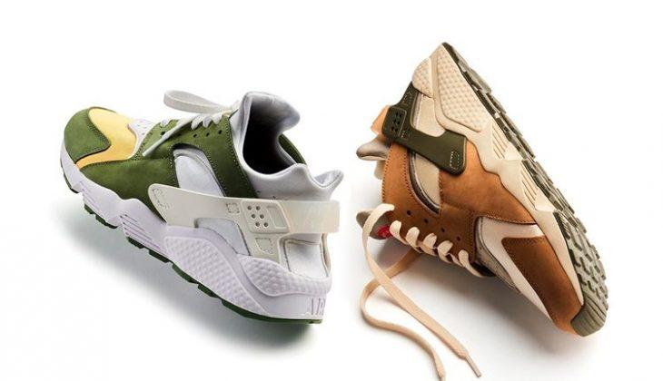 Nike Stussy Air Huarache
