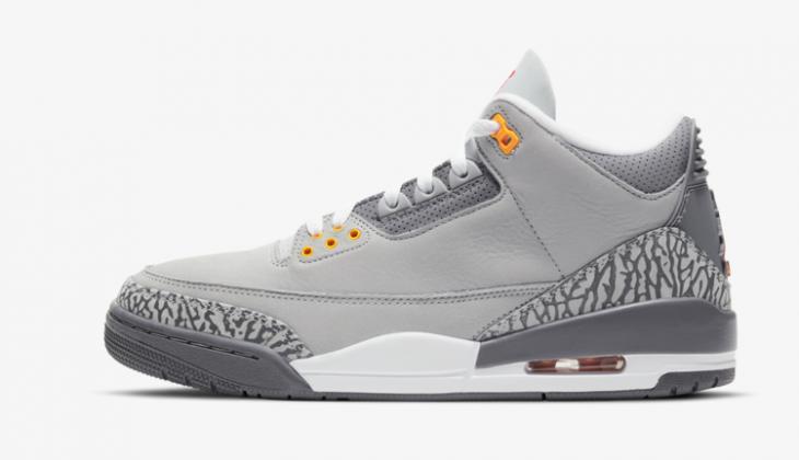 comprar Nike Air Jordan 3 Cool Grey CT8532-012