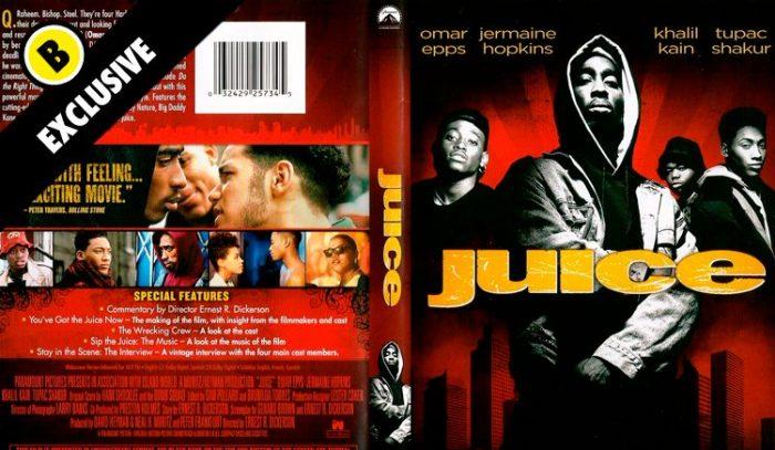 Analizamos los outfits de TUPAC en la película Juice