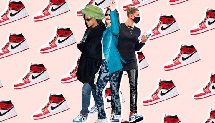 Las 10 Sneakers que tienes que comprarle a tu novia por San Valentín