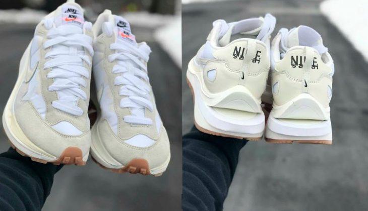 Sacai x Nike Vapor Waffle Sail