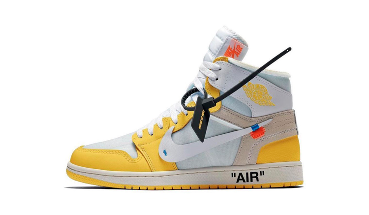 the 20 Virgil Abloh Nike x Off-White