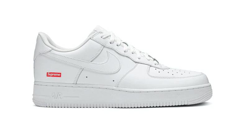 sneakers blancas de Laced