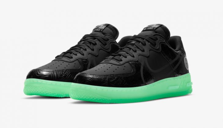 Ya hay fecha para la Nike Air Force 1 React All-Star