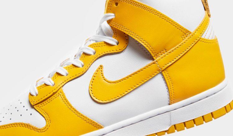 Nike Dunk High Dark Sulfur