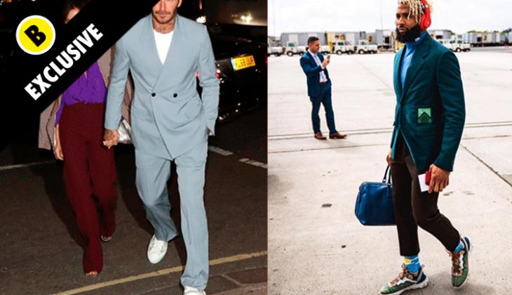 5 formas de combinar tus sneakers en outfits formales