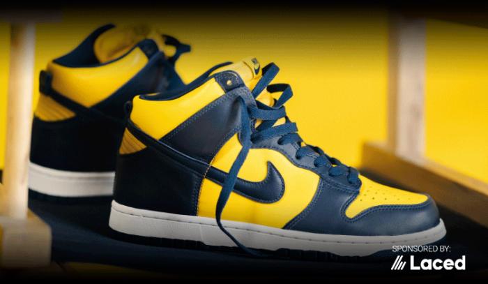 ¿Buscas sneakers de reventa? Estas son las Nike Dunk de Laced por menos de 150 euros...