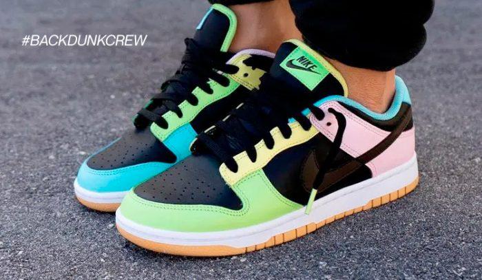Únete a la #BackDunkCrew y quema las suelas de tus Nike Dunk!