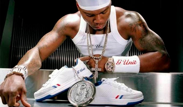 colaboraciones sneakers rap
