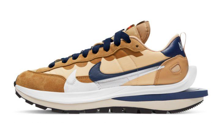 Nike x Sacai Vaporwaffle Sesame